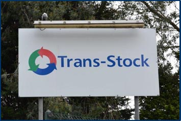 image of Trans-Stock sign
